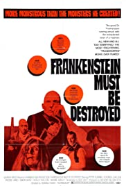 Frankenstein Must Be Destroyed (1969) 720p
