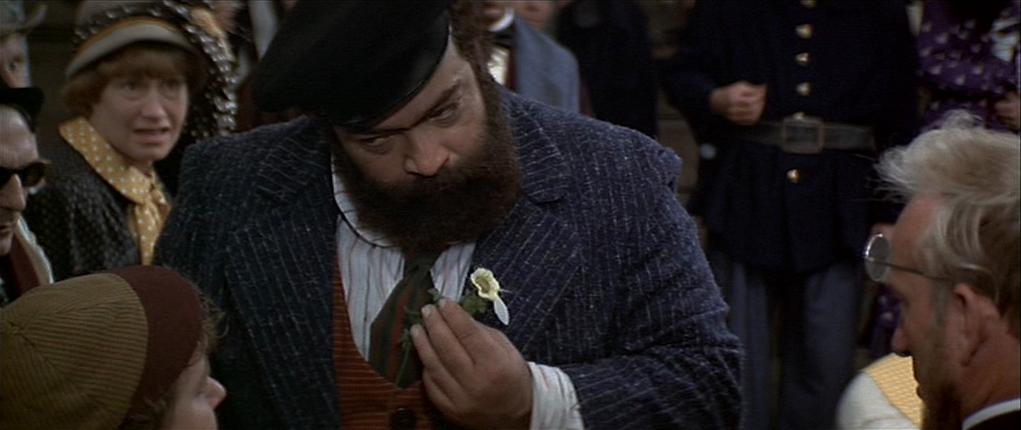 Paul L. Smith in Popeye (1980)