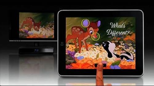 Bambi Demo for non-Broadcast