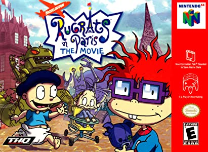 Rugrats in Paris: The Movie download movie free