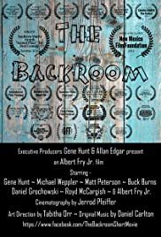 The Backroom Poster