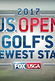 2017 U.S. Open: Golf's Newest Star Poster
