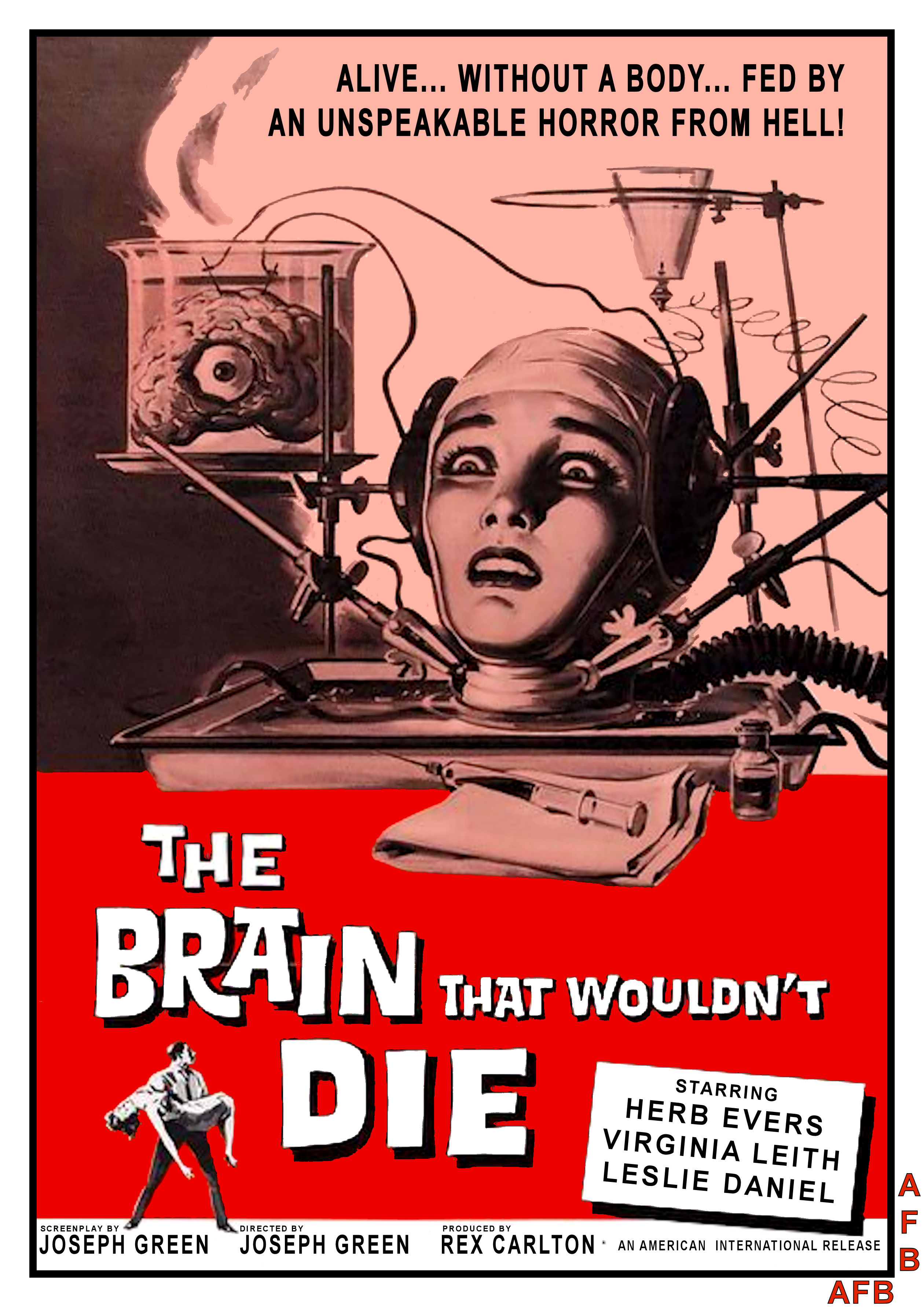 The Brain That Wouldn't Die (1962) - IMDb