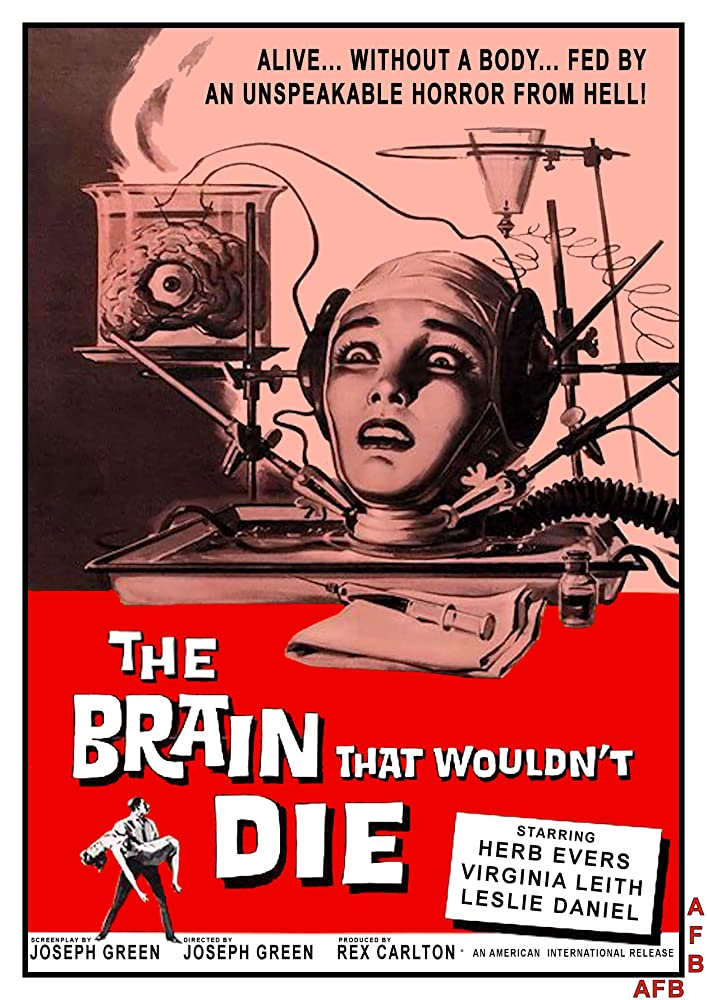 The Brain That Wouldnt Die 1962