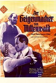 Der Geigenmacher von Mittenwald Poster
