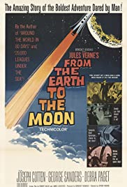 From the Earth to the Moon(1958) Poster - Movie Forum, Cast, Reviews