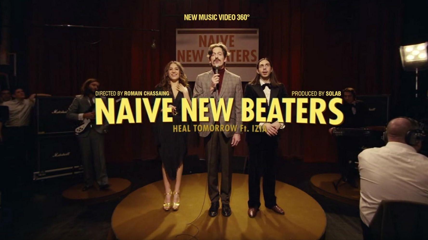 naive new beaters heal tomorrow