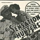 Finis Barton, Marion Burns, Zoila Conan, Juanita Hansen, and Arline Judge in Sensation Hunters (1933)