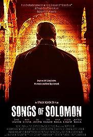 Songs of Solomon Poster