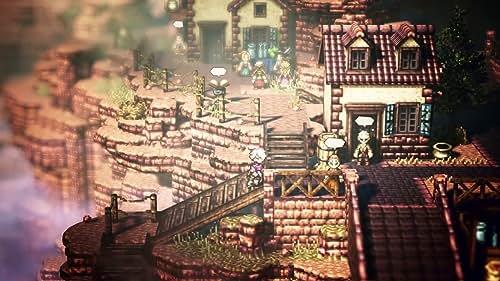 Octopath Traveler: Game Pass Launch Trailer
