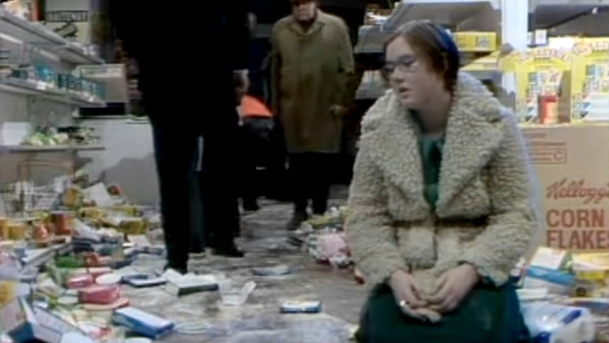 Pauline Quirke in Beasts (1976)