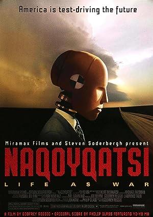 Naqoyqatsi - Leben ist Krieg (2002) • 2. September 2021 Dokumentationen