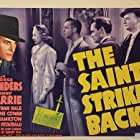 George Sanders, Wendy Barrie, Edward Gargan, Neil Hamilton, and Russell Hopton in The Saint Strikes Back (1939)