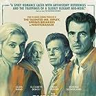 Donald Sutherland, Mick Jagger, Claes Bang, and Elizabeth Debicki in The Burnt Orange Heresy (2019)