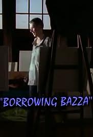 Borrowing Bazza Poster