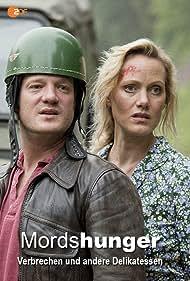 Anna Schudt and Aurel Manthei in Mordshunger - Verbrechen und andere Delikatessen (2013)