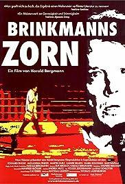 Brinkmanns Zorn Poster