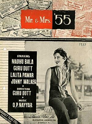 Mr. & Mrs. '55 movie, song and  lyrics
