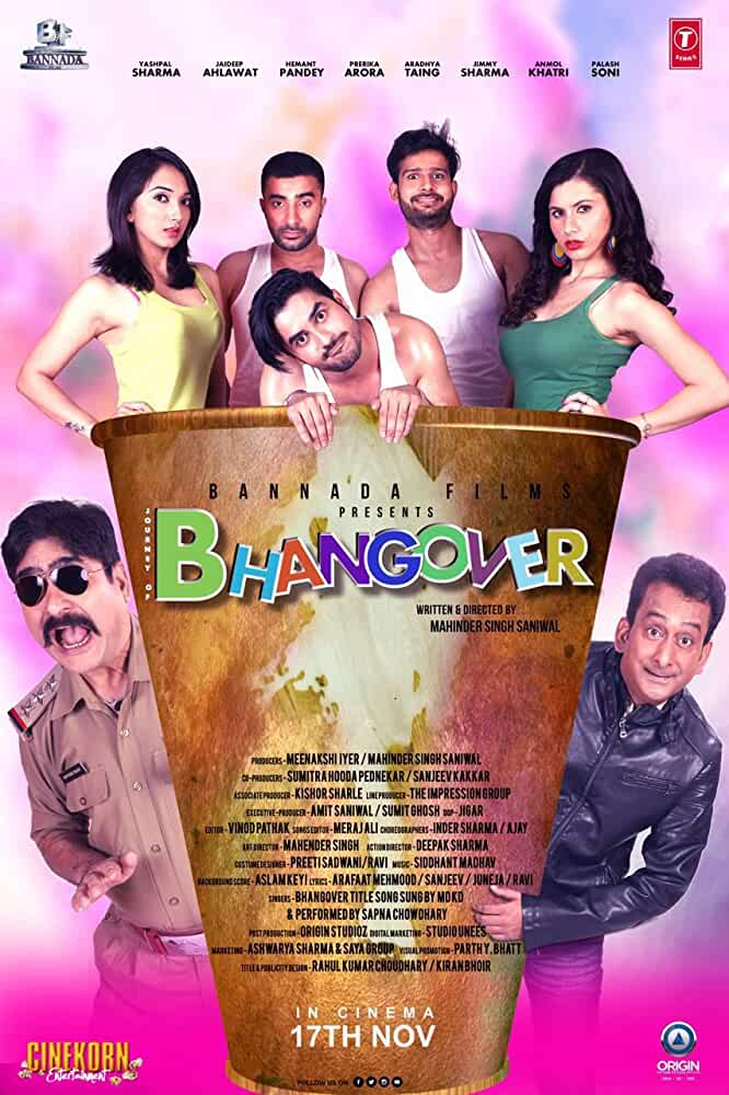Bhangover (2017)