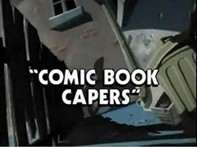Comic Book Capers
