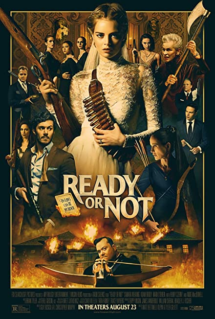 Film: Ready or Not - Saklambaç