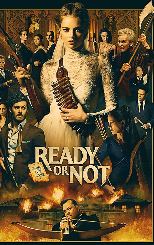 Free Download Ready or Not Full Movie