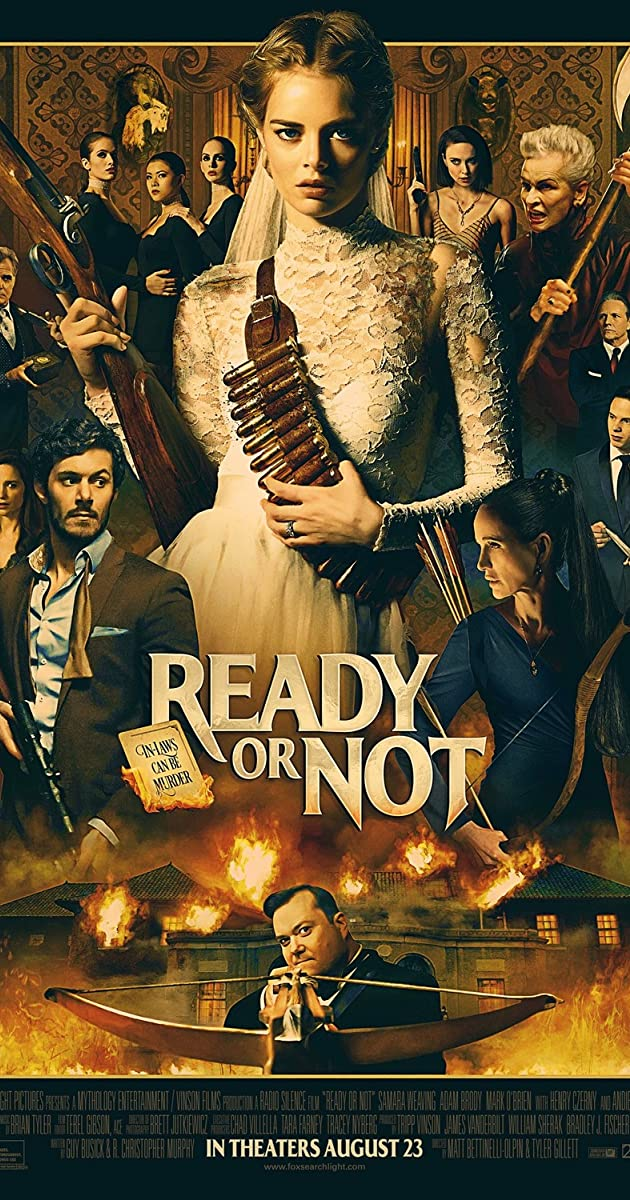 Ready Or Not (2019) [BluRay] [720p] [YTS.LT]