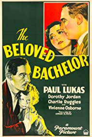 Dorothy Jordan, Paul Lukas, Vivienne Osborne, and Charles Ruggles in Beloved Bachelor (1931)