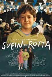 Svein and the Rat Poster