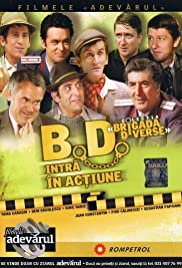 Brigada Diverse intrã în actiune Poster