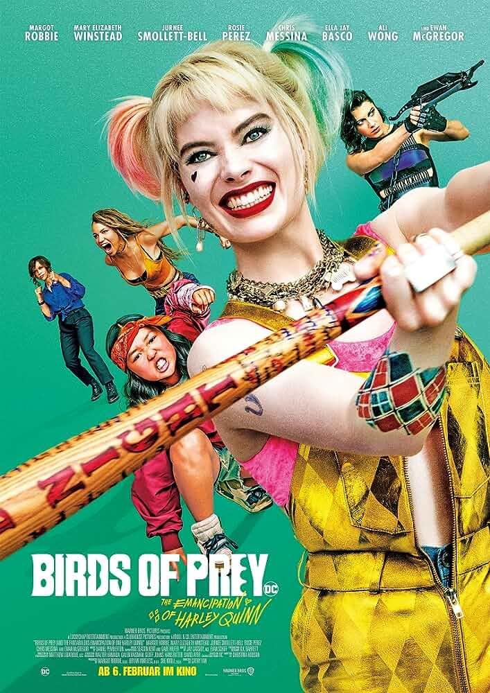 Birds of Prey (English)