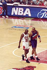 The 1993 NBA Finals Poster