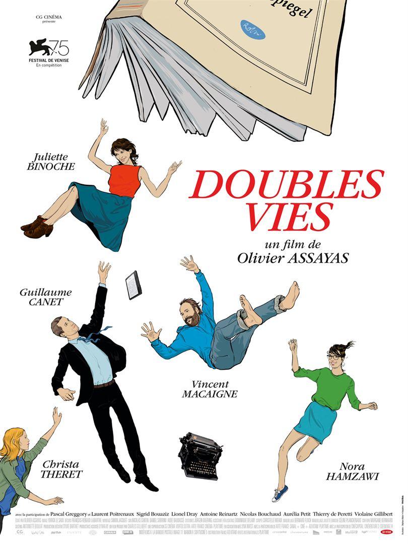 Bildergebnis für Double vie film 2018