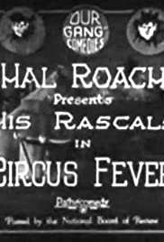 Circus Fever Poster