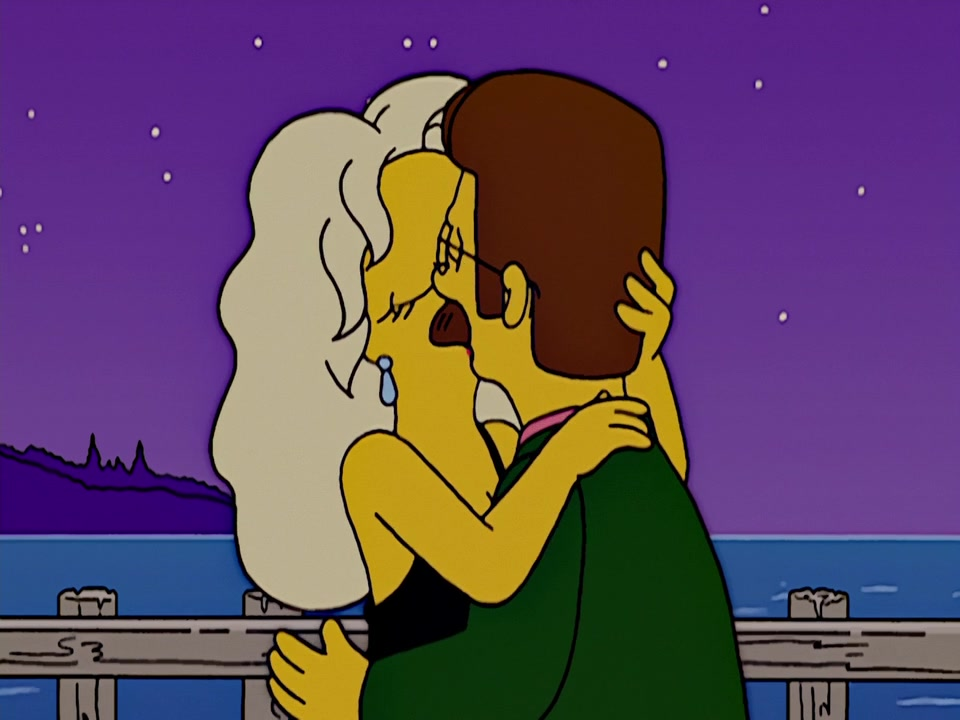 The Simpsons A Star Is Born Again Tv Episode 2003 Imdb