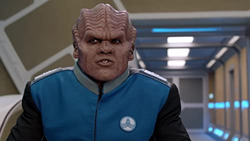 The Orville: John Detects Warships Heading Towards The Orville