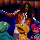 Ciara in The Not Too Late Show with Elmo (2020)