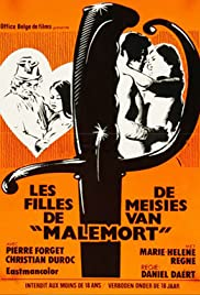 Les filles de Malemort Poster