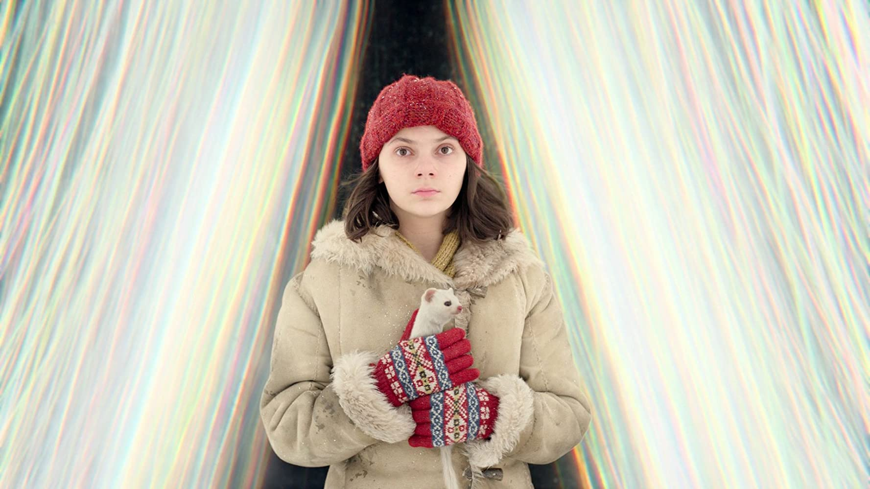 Dafne Keen in His Dark Materials (2019)