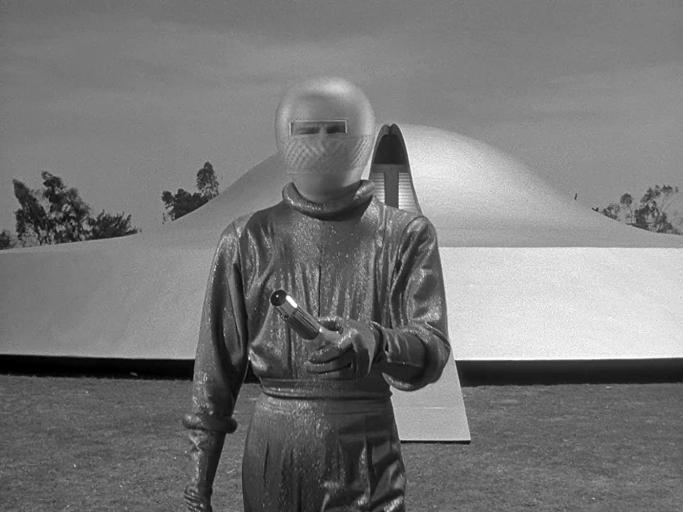 Michael Rennie in The Day the Earth Stood Still (1951)