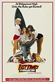 Fast Times At Ridgemont High (1982) 1080p