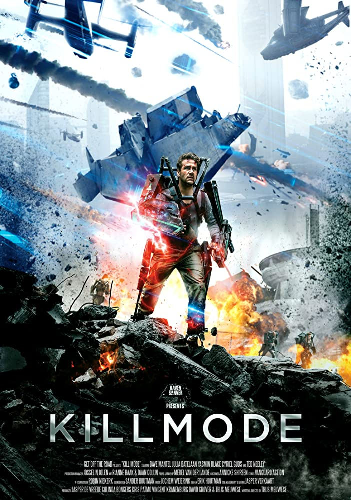 Kill Mode 2019 Dual Audio Hindi 300MB HDRip 480p x264