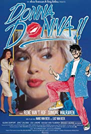 Donna Donna!! Poster
