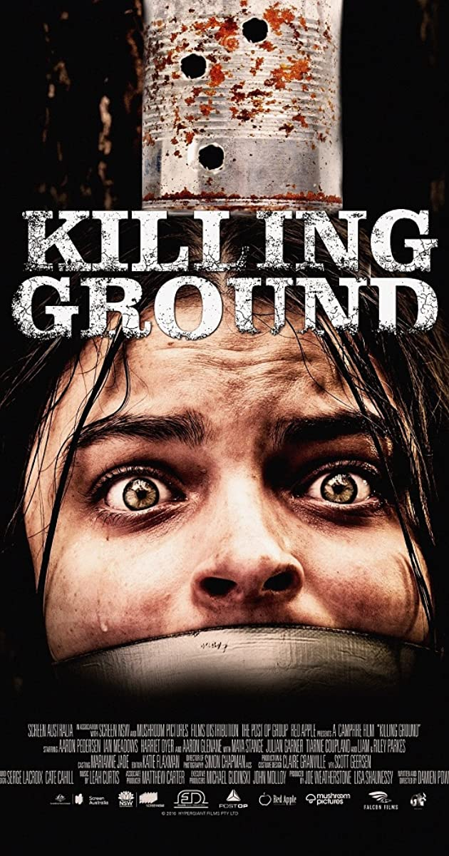 Subtitle of Killing Ground