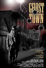 Behind the Scenes of 'Ghost Town: The Movie' Poster