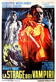 Curse of the Blood Ghouls (1962) La strage dei vampiri 720p