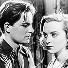 Alf Kjellin and Mai Zetterling in Hets (1944)