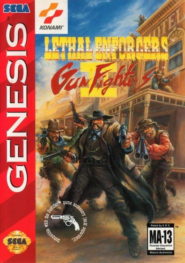 Lethal Enforcers II: Gunfighters