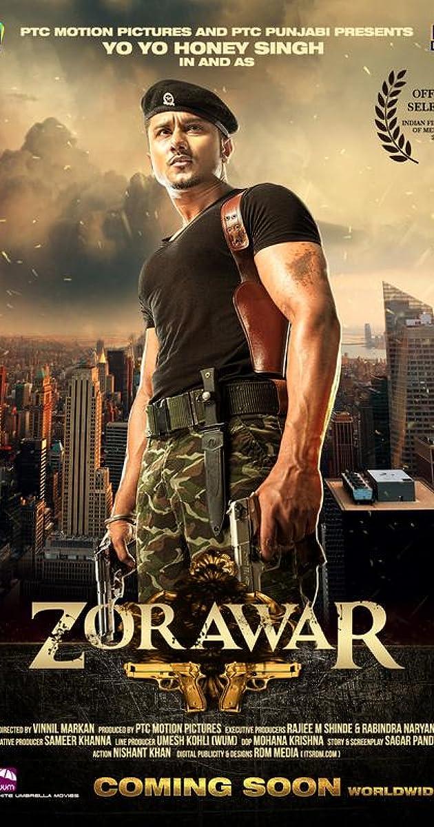 Download Zorawar (2016) Punjabi Full Movie 480p [450MB] | 720p [700MB]