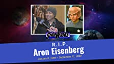Remembering Aron Eisenberg